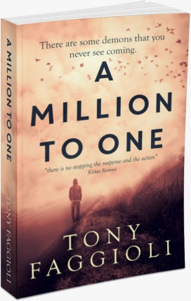 A Million to One – Book Two in the Millionth Trilogy by Tony Faggioli