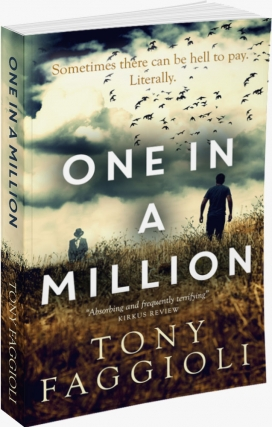 One in a Million – Book one in the Mililonth Series by author Tony Faggioli