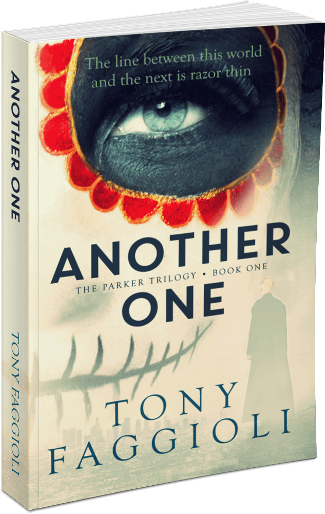 Another One - Book Four in the Acclaimed Millionth Trilogy by Tony Faggioli