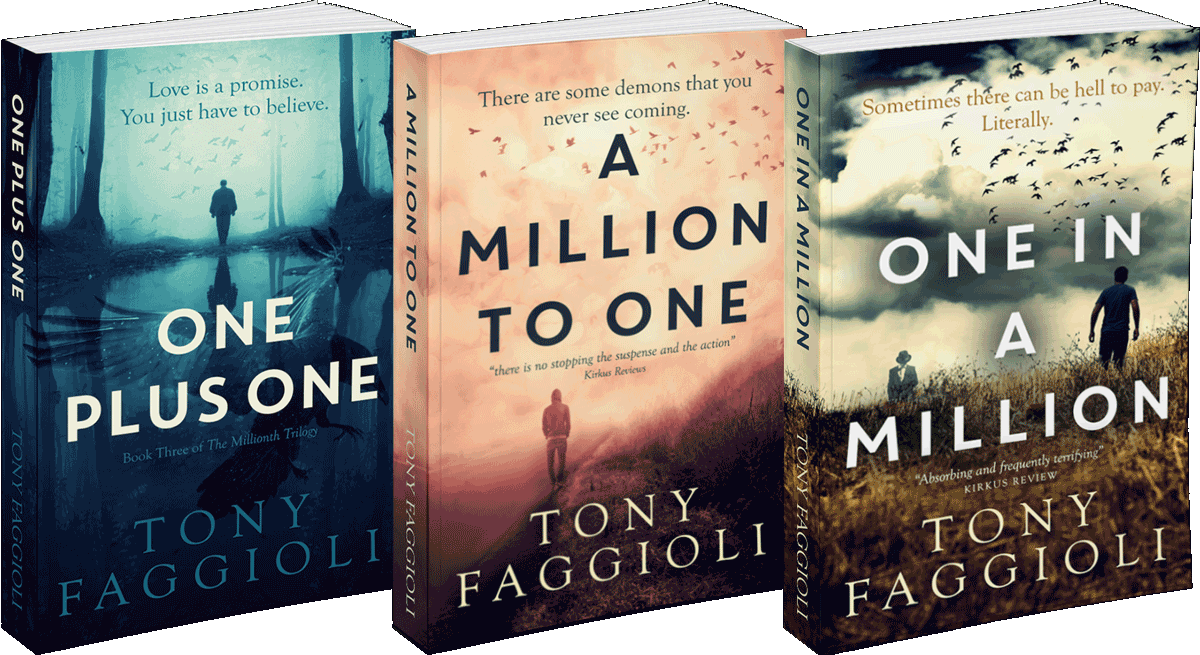 The Millionth Trilogy by Tony Faggioli