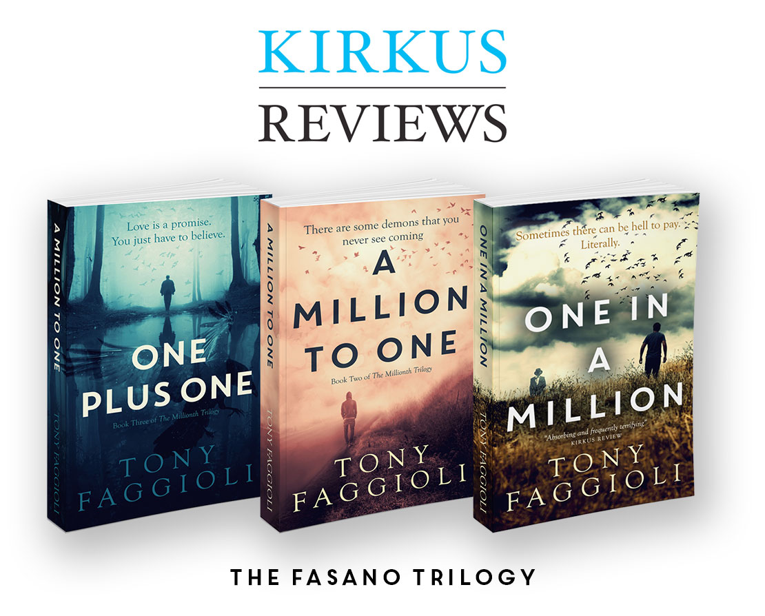 The Fasano Trilogy by Tony Faggioli, Kirkus Review