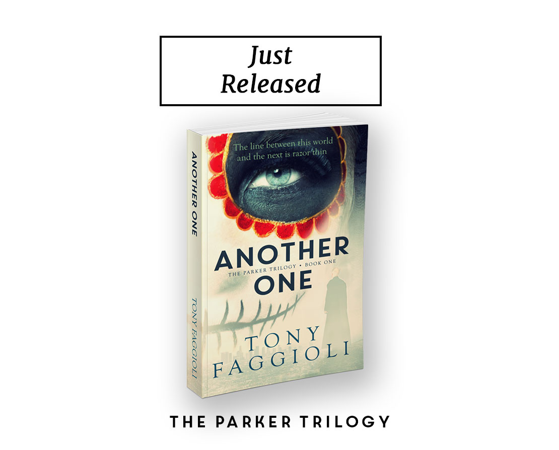 The Parker Trilogy - NEW from Tony Faggioli