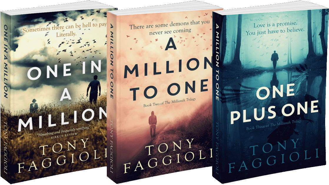 The Fasano Trilogy by author Tony Faggioli