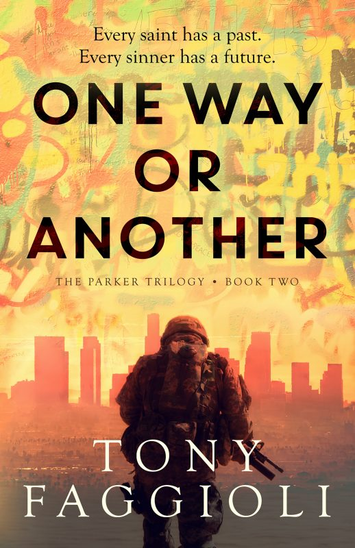 One Way or Another (Book 2 of The Parker Trilogy)